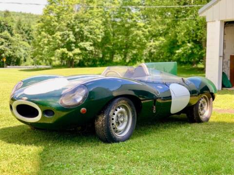 1957 Jaguar D-Type for sale at Gullwing Motor Cars Inc in Astoria NY