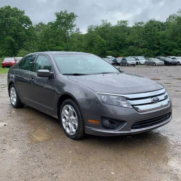 2011 Ford Fusion for sale at GLOBAL MOTOR GROUP in Newark NJ