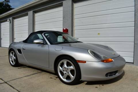 2000 Porsche Boxster for sale at Advantage Auto Group Inc. in Daytona Beach FL