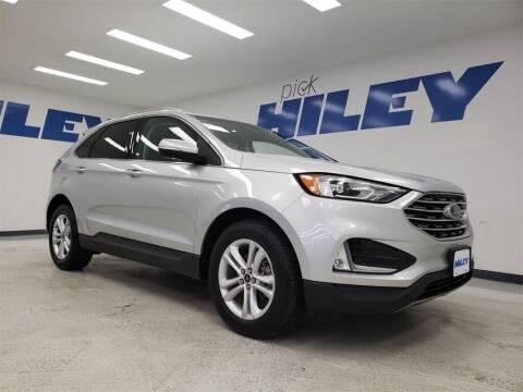 2019 Ford Edge for sale at HILEY MAZDA VOLKSWAGEN of ARLINGTON in Arlington TX