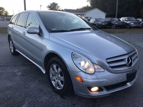 2007 Mercedes-Benz R-Class for sale at ATLANTA AUTO WAY in Duluth GA