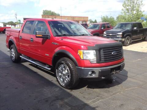 2012 Ford F-150 for sale at Bruns & Sons Auto in Plover WI