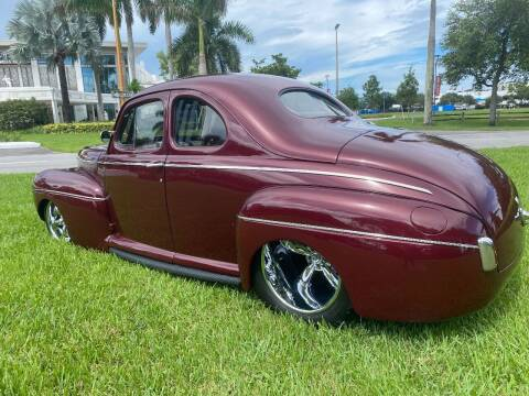 1941 Ford COUPE for sale at BIG BOY DIESELS in Fort Lauderdale FL