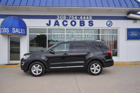 2017 Ford Explorer for sale at Jacobs Ford in Saint Paul NE