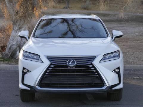 2018 Lexus RX 350L for sale at AZGT LLC in Phoenix AZ