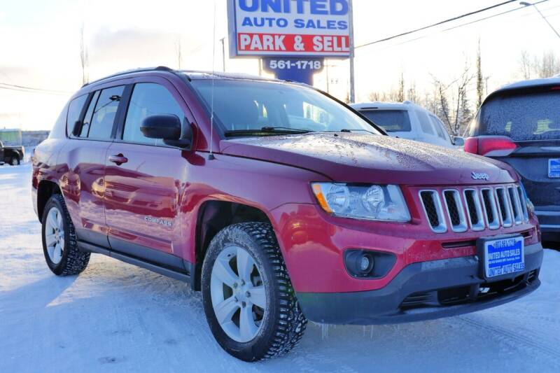 2011 Jeep Compass for sale at United Auto Sales in Anchorage AK