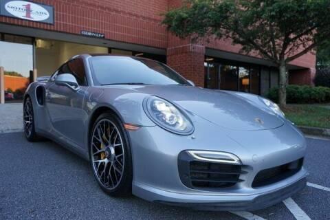 2015 Porsche 911 for sale at Team One Motorcars, LLC in Marietta GA