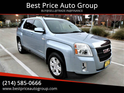 2014 GMC Terrain for sale at Best Price Auto Group in Mckinney TX