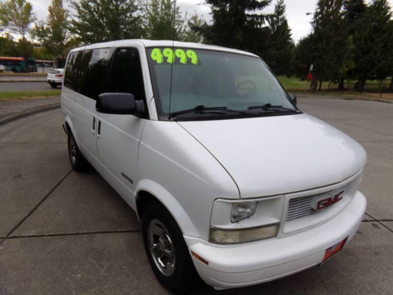 1999 GMC Safari for sale at Signature Auto Sales in Bremerton WA