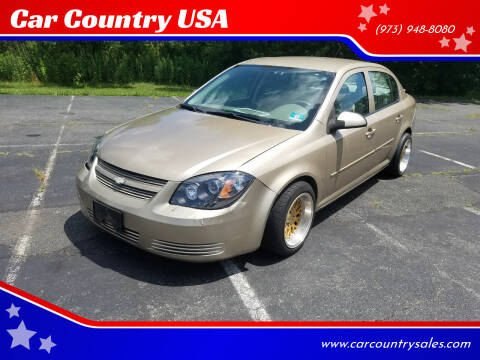 2007 Chevrolet Cobalt for sale at Car Country USA in Augusta NJ