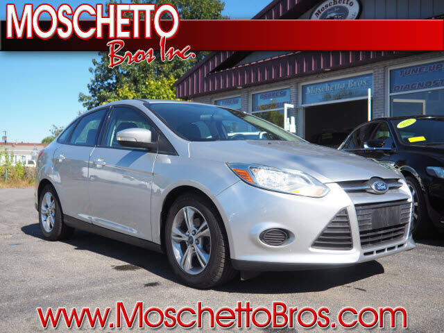 2014 Ford Focus for sale at Moschetto Bros. Inc in Methuen MA