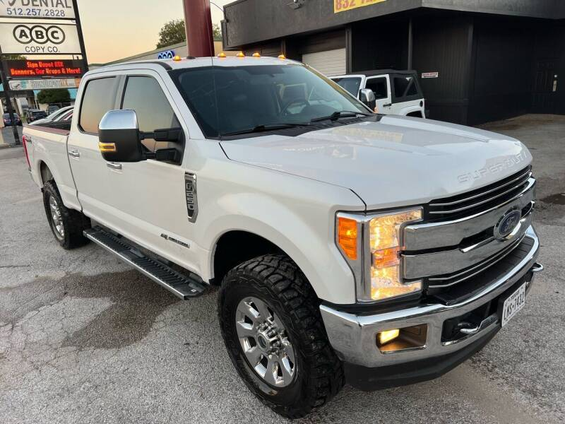 2017 Ford F-250 Super Duty for sale at Austin Direct Auto Sales in Austin TX