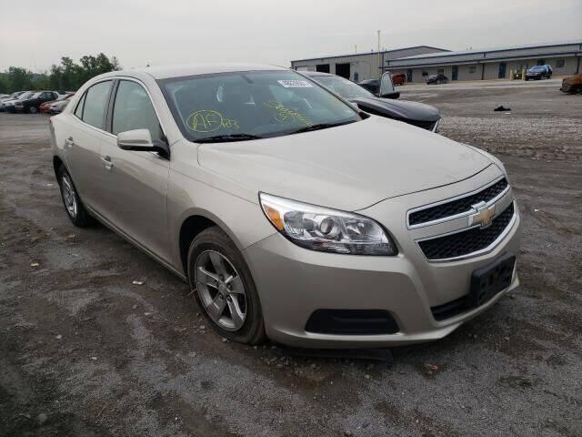 2013 Chevrolet Malibu for sale at Varco Motors LLC - Builders in Denison KS