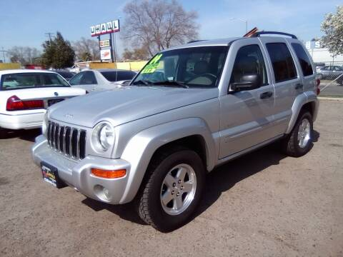 2004 Jeep Liberty for sale at Larry's Auto Sales Inc. in Fresno CA