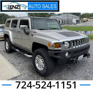2006 HUMMER H3 for sale at LENZI AUTO SALES in Sarver PA