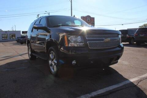 2014 Chevrolet Tahoe for sale at B & B Car Co Inc. in Clinton Township MI