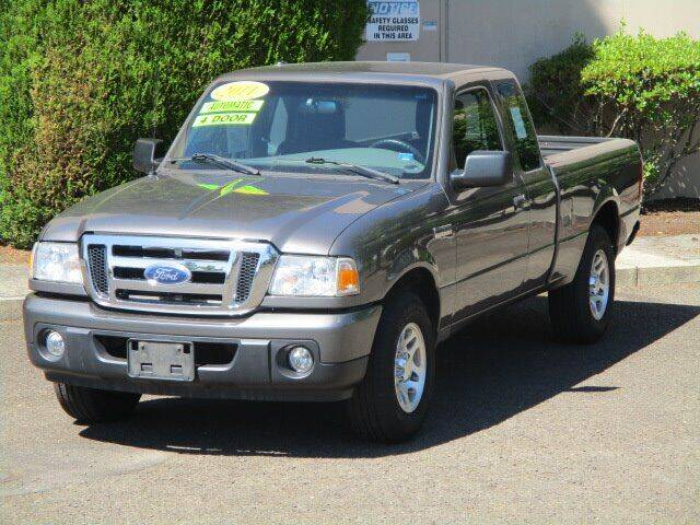 2011 Ford Ranger for sale at Select Cars & Trucks Inc in Hubbard OR