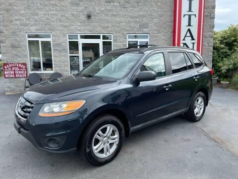 2011 Hyundai Santa Fe for sale at Titan Auto Sales LLC in Albany NY