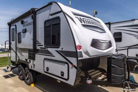 2021 Winnebago MICRO MINNIE for sale at TRAVERS GMT AUTO SALES in Florissant MO