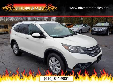 2012 Honda CR-V for sale at Drive Motor Sales in Ionia MI