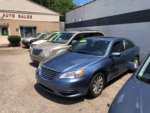 2011 Chrysler 200 for sale at Holiday Auto Sales in Grand Rapids MI