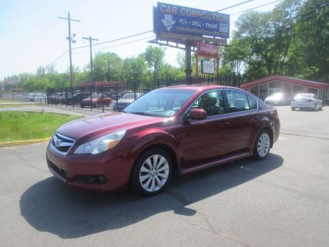 2011 Subaru Legacy for sale at Car Connection in Little Rock AR