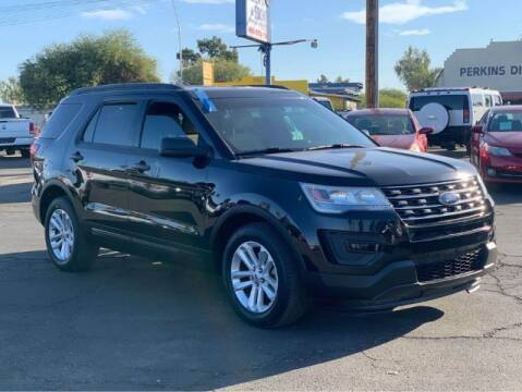 2017 Ford Explorer for sale at Brown & Brown Wholesale in Mesa AZ