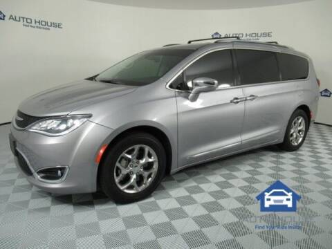 2018 Chrysler Pacifica for sale at AUTO HOUSE TEMPE in Tempe AZ