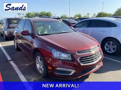 2016 Chevrolet Cruze Limited for sale at Sands Chevrolet in Surprise AZ