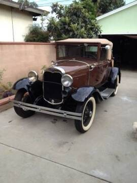 1930 Ford Cabriolet  for sale at Haggle Me Classics in Hobart IN