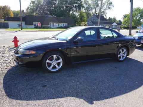 2004 Pontiac Bonneville for sale at Colonial Motors in Mine Hill NJ