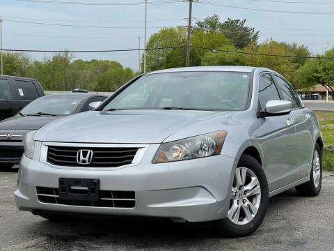 2008 Honda Accord for sale at MAGIC AUTO SALES in Little Ferry NJ