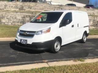 2015 Chevrolet City Express Cargo for sale at 1st Quality Auto - Waukesha Lot in Waukesha WI