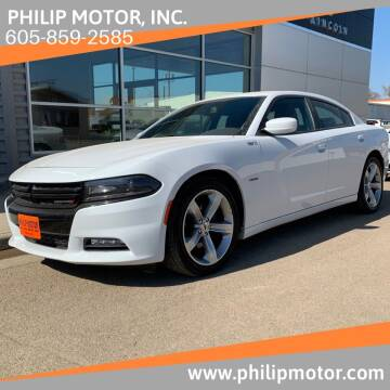 2017 Dodge Charger for sale at Philip Motor Inc in Philip SD