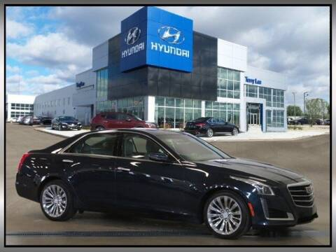 2016 Cadillac CTS for sale at Terry Lee Hyundai in Noblesville IN