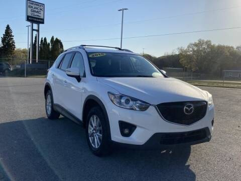 2015 Mazda CX-5 for sale at Betten Baker Preowned Center in Twin Lake MI