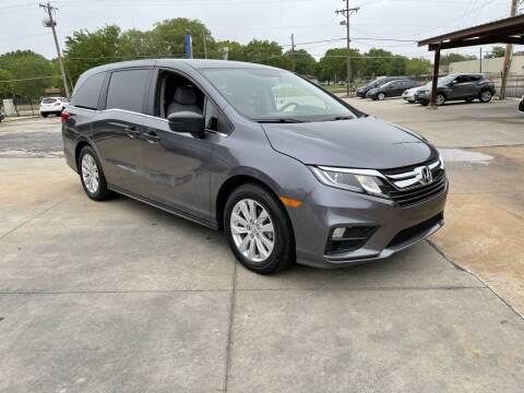 2019 Honda Odyssey for sale at Kansas Auto Sales in Wichita KS