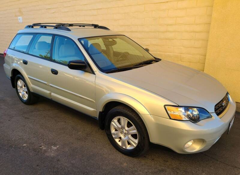 2005 Subaru Outback for sale at Cars To Go in Sacramento CA