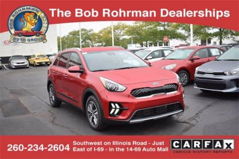 2020 Kia Niro for sale at BOB ROHRMAN FORT WAYNE TOYOTA in Fort Wayne IN