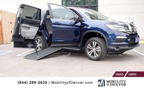 2018 Honda Pilot for sale at CO Fleet & Mobility in Denver CO