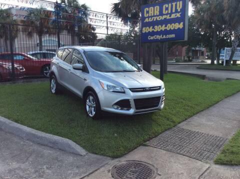 2016 Ford Escape for sale at Car City Autoplex in Metairie LA
