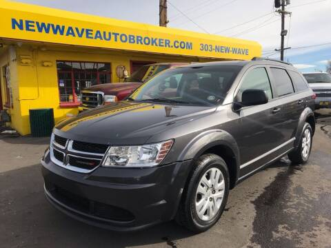 2014 Dodge Journey for sale at New Wave Auto Brokers & Sales in Denver CO