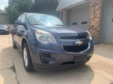 2013 Chevrolet Equinox for sale at LOT 51 AUTO SALES in Madison WI