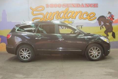 2015 Buick Enclave for sale at Sundance Chevrolet in Grand Ledge MI