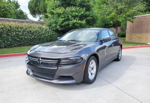2017 Dodge Charger for sale at International Auto Sales in Garland TX
