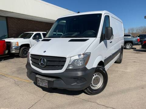 2014 Mercedes-Benz Sprinter Cargo for sale at Auto Mall of Springfield in Springfield IL