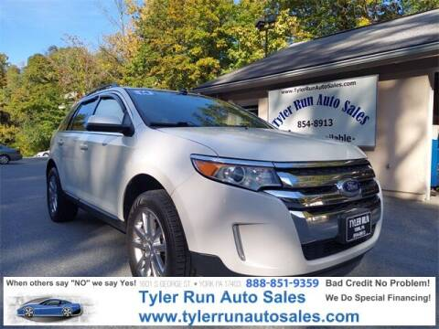 2014 Ford Edge for sale at Tyler Run Auto Sales in York PA