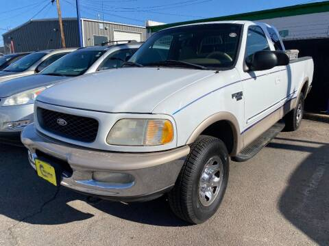 1998 Ford F-250 for sale at New Wave Auto Brokers & Sales in Denver CO