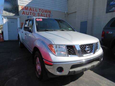 2008 Nissan Frontier for sale at Small Town Auto Sales in Hazleton PA