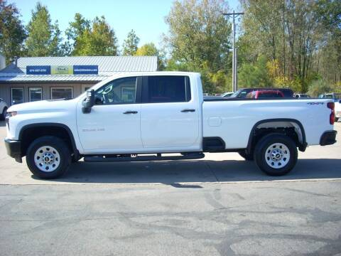 2020 Chevrolet Silverado 3500HD for sale at H&L MOTORS, LLC in Warsaw IN